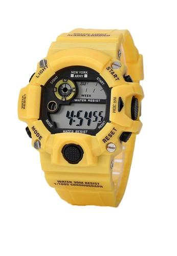 Greatvalueplus yellow Byron Digital Tough Series  Watch NYA1304 4FCF5ACA33193FGS_1