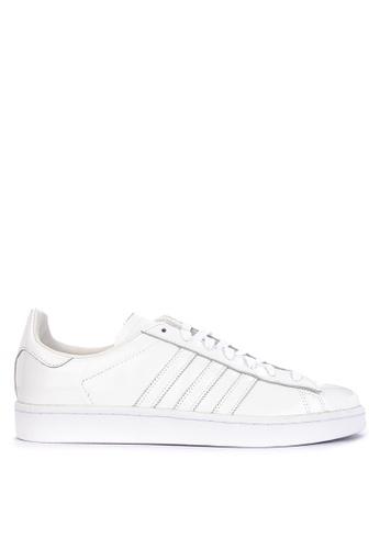 adidas white adidas originals wm campus 57B86SHE42FEDDGS_1