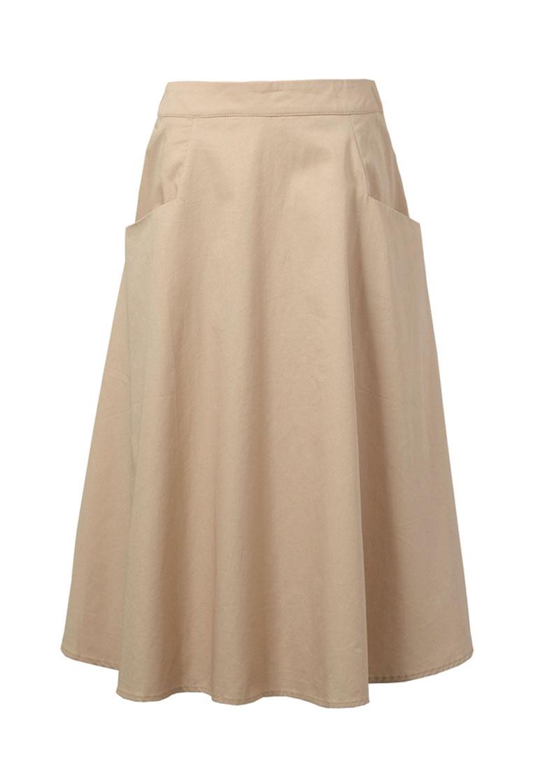 Khaki Skirt Structured Kodz Kodz Structured Structured Khaki Khaki Kodz Skirt Skirt rTIIEx