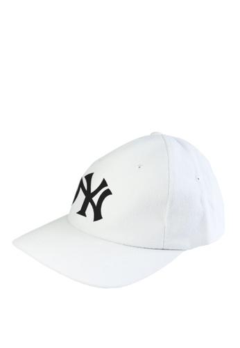 HYPE MNL white Yankees  Baseball Cap 14D06ACD19CB88GS_1