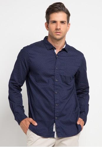 X8 navy Duncan Shirts X8323AA0V7L8ID_1