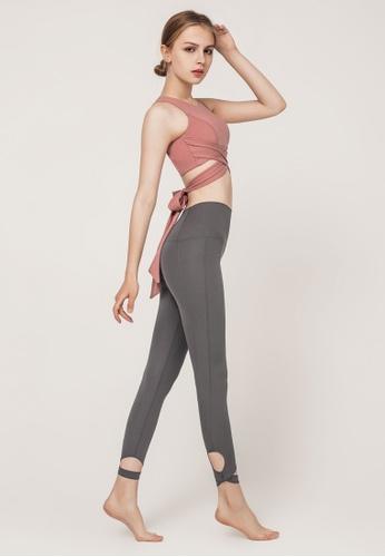 HAPPY FRIDAYS Women's Bandage Style Yoga Fitness Suit DSG190605 4355FAA1520718GS_1
