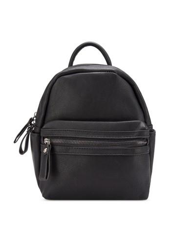前口袋拉鍊後背包、 包、 包SomethingBorrowed前口袋拉鍊後背包最新折價