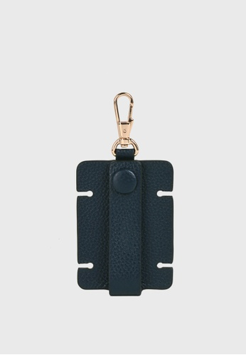 Tocco Toscano blue and navy Lunar Cable Organiser (Navy) 456ECACC741C0EGS_1