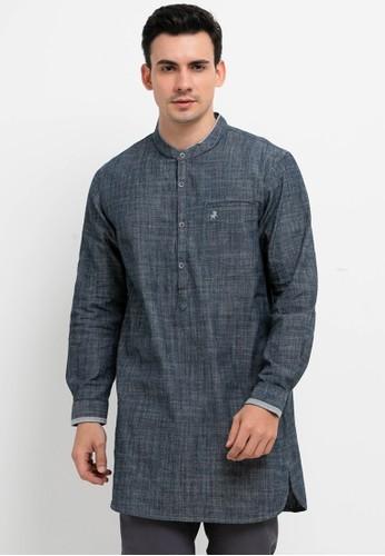 Lois Jeans grey Koko Maroko Shirt 202ACAA496E6E3GS_1