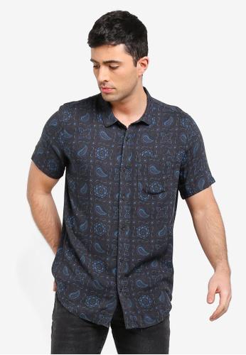 Cotton On 多色 短袖襯衫 EE2A8AA16ED18DGS_1