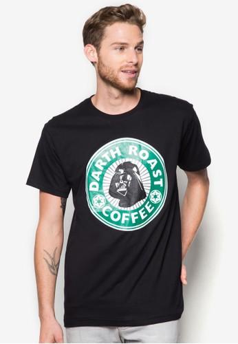『烘烤咖啡』T 恤, 服飾, 印esprit taiwan圖T恤