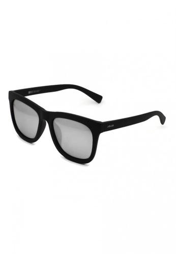 jojo black Oversized Thick Wayfarer TR90 Polarized Sunglasses 05825GL9B62F4DGS_1