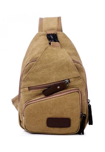 Fashion by Latest Gadget brown Tao Tao Single Strap Body Bag FA499AC02UHDPH_1