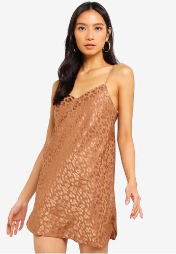 8865028159514 Buy TOPSHOP Jacq Mini Slip Dress Online on ZALORA Singapore