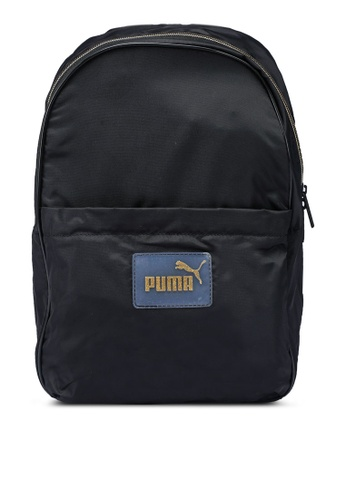 PUMA black Pop Backpack E0990AC21C17EBGS_1