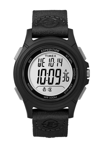 TIMEX black Timex Expedition® Basic Digital - TW4B09900 TI205AC0RETNMY_1