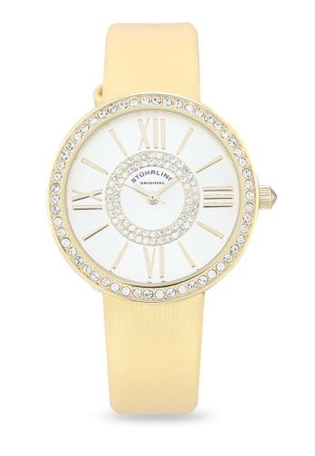 Stuhrling Original gold Vogue Set 566 62986ACFB4DD19GS_1