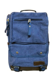 Darell Canvas Backpack
