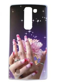 LG Magna Elegant Hand Design Hard Case