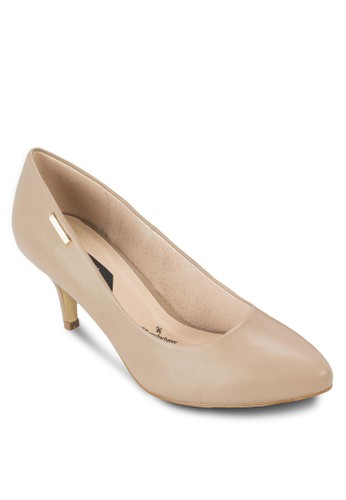 Elisabeth 基本款低根鞋, 女鞋, 厚底esprit hk分店高跟鞋