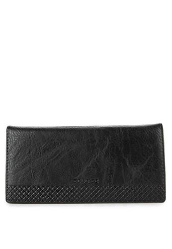 Adobree black Long Wallet D7453ACAE4D5FAGS_1