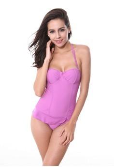 Kats Swimwear Bustier Monokini Style#052