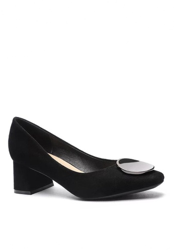 Twenty Eight Shoes Round Buckle Pumps 1270-45 1823CSHC84BE9CGS_1