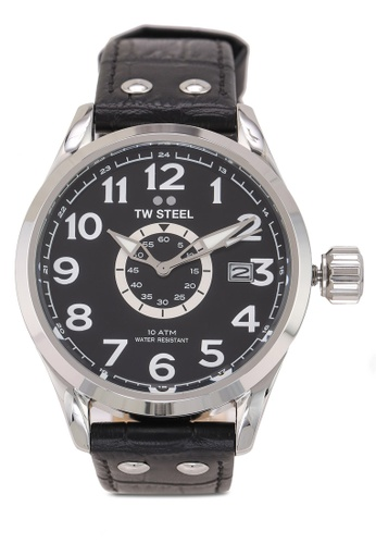 TW Steel black Volante VS51 Watch 64715AC4C8CCC3GS_1