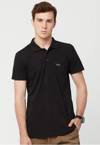 Rip Curl Clubhouse Men Polo - Black