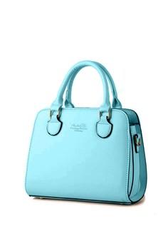 Shunabasha Kl16039 Candy Color Leather Handbag Shoulder Bag image