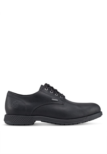 Timberland black City's Edge Oxford with Gore-Tex Membrane 199C0SH300DCCAGS_1