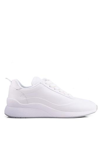 Vero Moda white Alma Sneakers 64915SH44409E3GS_1