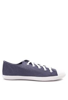 Twill Low Cut Sneakers