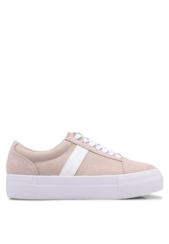 Something Borrowed 粉紅色 休閒帆布運動鞋 97C74SH2F9475BGS_1