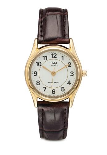VG67J104Y 數字仿皮手錶, 錶類,esprit門市地址 飾品配件