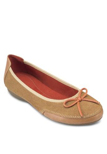 Fellice 蝴蝶結平底鞋esprit 衣服, 女鞋, 鞋