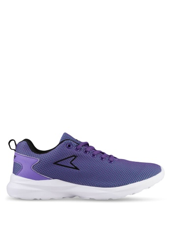 Power 白色 Power Women Athletic Running Shoes 15CA3SH909EE86GS_1