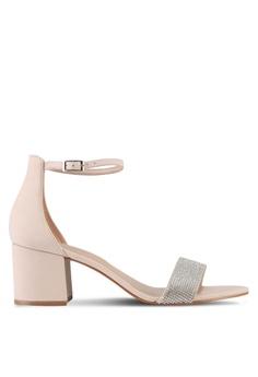 dace7503455 ALDO beige ALDO Gladoniel Heeled Sandals ACE10SH1EB6EA7GS 1