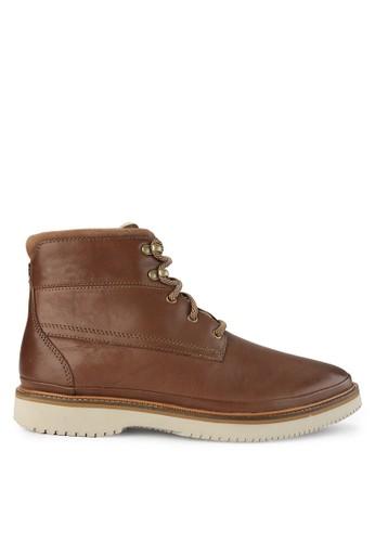Hush Puppies brown Bernard Conv Boot 649D0SH20497ECGS_1