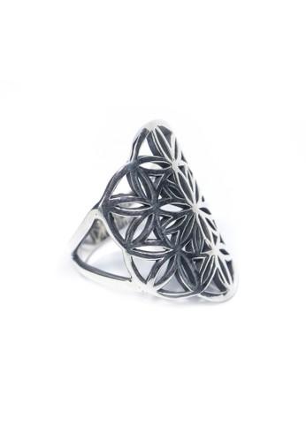Jual Kastara Silver FOL Small Silver Ring Original