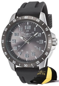 Pro Diver Men 45mm Case Watch 21842 with FREE Baseball Cap