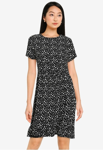 KOTON black Casual Dress 310A0AA38B0DAFGS_1