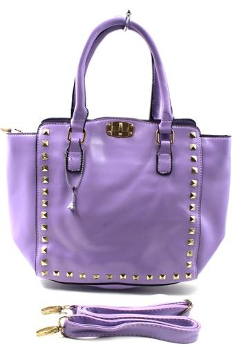 Vintage Paris multi Vintage Paris Dion Leather Shoulder Bag with Sling VI567AC61FPUPH_1