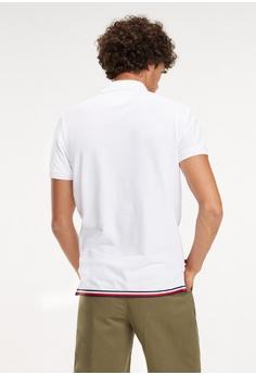 b90f1db6e 20% OFF Tommy Hilfiger Global Striped Hem Slim Polo RM 499.00 NOW RM 399.20  Sizes S M L XL XXL