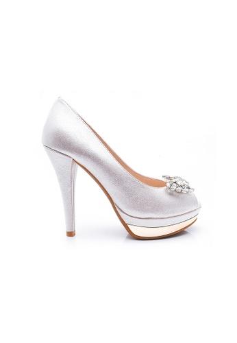 Elisa Litz silver Anncy Heels (Silver) 8499FSH3EF3331GS_1