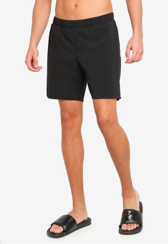 Abercrombie & Fitch black Saturday Shorts 1335CAA73FCFCEGS_1