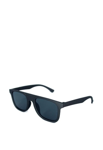 Peculiar and Odd black Classic Wayfarer 8255 Sunglass 99E24GL4369A25GS_1