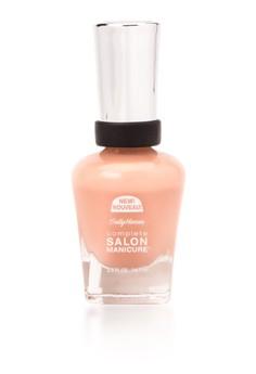 Complete Salon Manicure - Au Nature-al