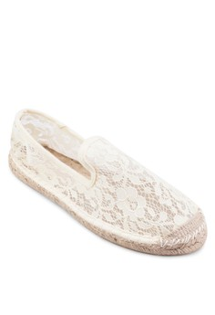 Augusta Lace Flats