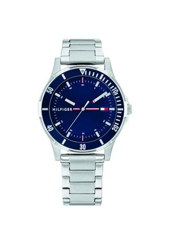 Tommy Hilfiger blue Tommy Hilfiger Blue Kid's Watch (1720018) 13C1FKCCA59A73GS_1