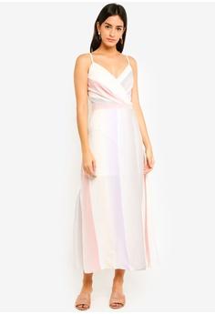 23de2082eb1 MDSCollections multi Flavia Maxi Dress In Pastel Ombre 07B93AA641E60BGS 1