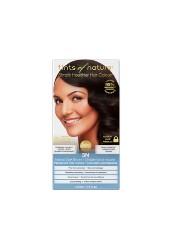 Tints of Nature Tints of Nature Natural Dark Brown Permanent Hair Dye 3N 96424BE9E092F7GS_1