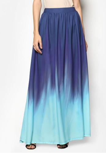 漸層色長裙, 服飾, 女esprit 眼鏡性服飾