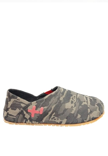 OTZ Shoes multi Espadrille Camo Men's Shoe C4064SH0BC4DD1GS_1